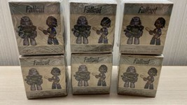 Funko Fallout Video Vinyl  Figures Mystery Minis New Lot Of 6 - $9.85