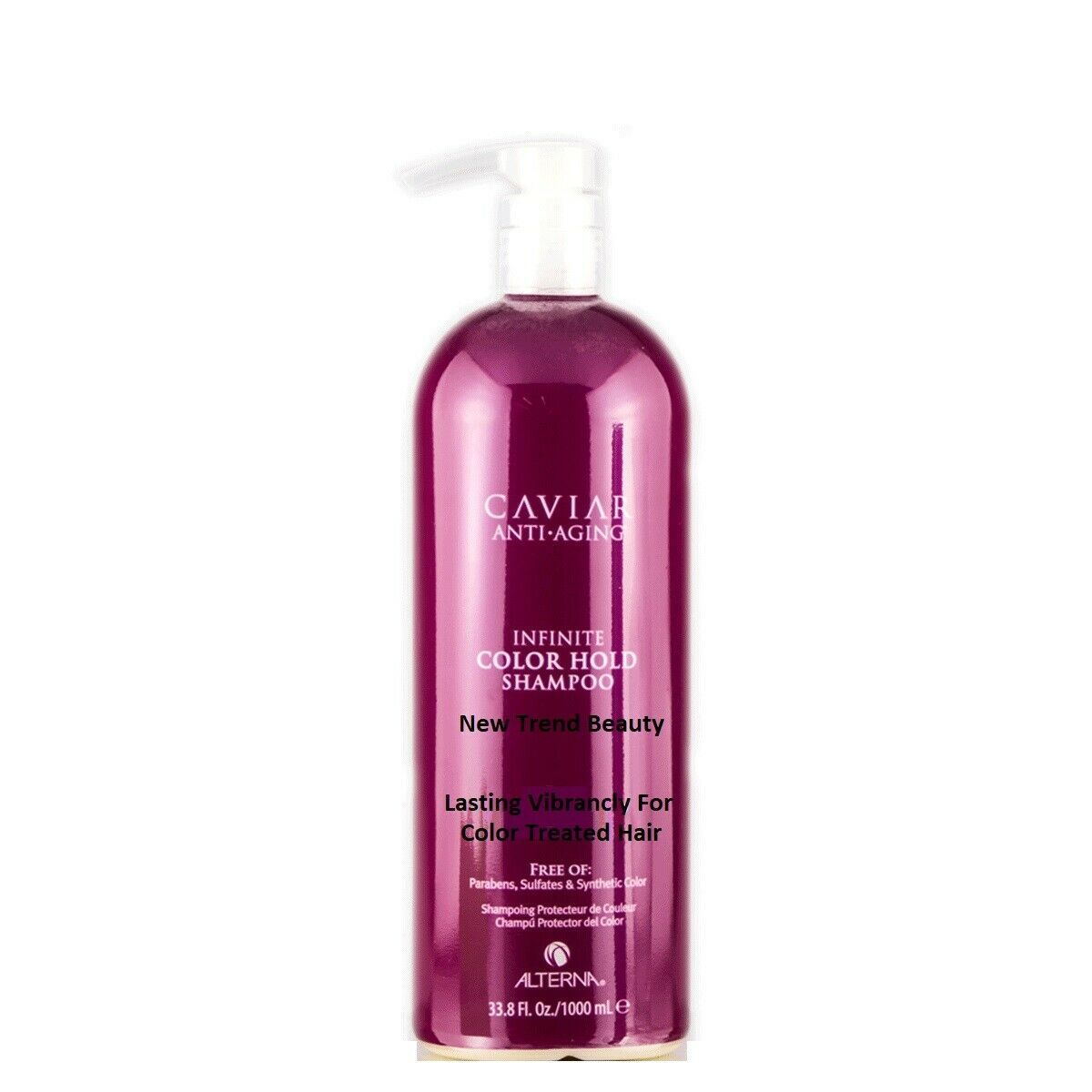 Alterna Caviar Anti-Aging Infinite Color Hold Shampoo 33.8oz - $41.26