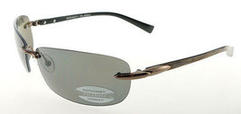 Serengeti Ramone Satin Bronze / Cool Photo Gray Polarmax Sunglasses 7157 - $156.31