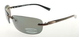 Serengeti Ramone Satin Bronze / Cool Photo Gray Polarmax Sunglasses 7157 - €141,12 EUR