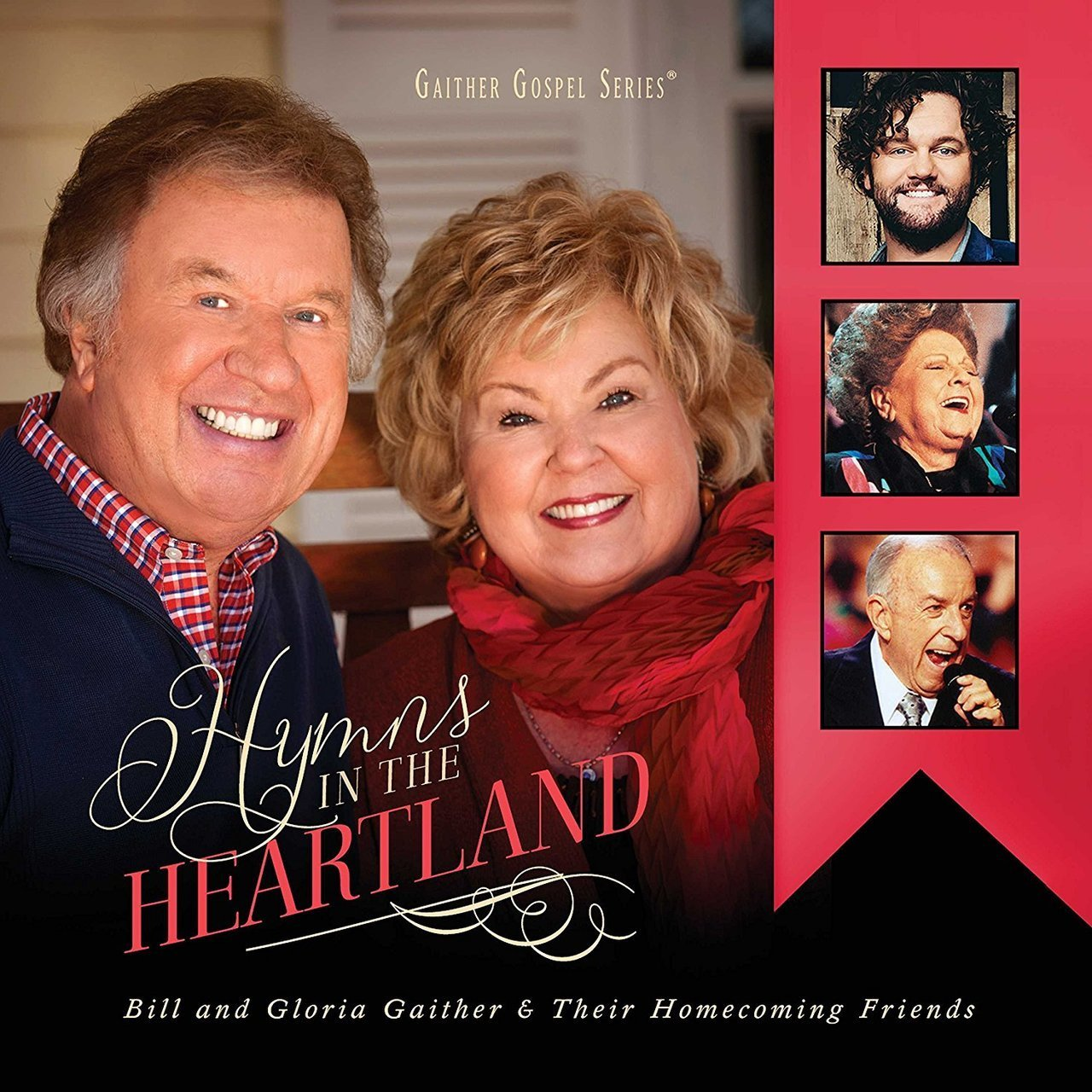 Hymns in the heartland live    2 cd set   by gaither homecoming friends