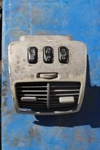 2000-06 MERCEDES BENZ CL500 REAR CENTER CONSOLE VENTS AC HEATER VENTS  R... - $49.49