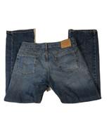Levi's Mens 559 Jeans Size 34×32 Medium Wash 100% Cotton - $21.55