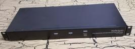 Star Tech .Com SV231QDVIUA 2-Port Quad Monitor Dvi Usb Kvm Switch w/ Audio & Hub - $241.87