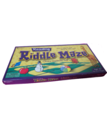 Reading Riddle Maze Board Game By Learning Resources Ages 6+ Complete In... - $14.85