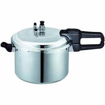 Brentwood Aluminum 9.0L Pressure Cooker - £48.90 GBP