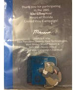 Disney pin Cast Member Exclusive United Way Participant Thumper Bambi 2005 - $9.74