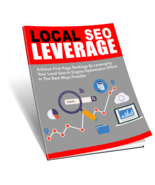 Local Search Engine Optimization-SEO-Leverage, Achieving First Page Ranking - $2.97