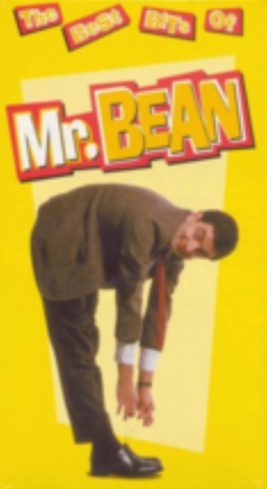The Best Bits of Mr. Bean Vhs