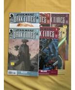 Lot of 6 Star Wars Dark Times (2006) #0 3 4 13 14 17 VF-NM Near Mint - $29.70