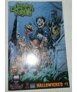 Insane Clown Posse Hallowicked # 1 November 2001 Chaos! - $25.39