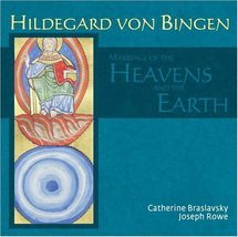 Hildegard Von Bingen - Marriage Of The Heavens And The Earth