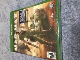 Mad Max (Microsoft Xbox One, Xbox 1, 2015) BRAND NEW FACTORY SEALED!!!!!!!!!!!!!