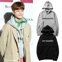 KPOP Yoo Seon-Ho Hoodie PRODUCE 101 - FINAL Pullover NOMANTIC Letter Swe... - $16.69+