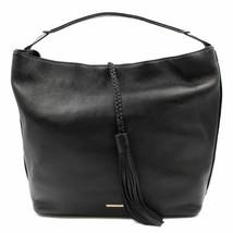 Rebecca Minkoff Tassel Isobel Hobo Black Leather Ladies Tote Bag HS16IMOH13 - $191.77