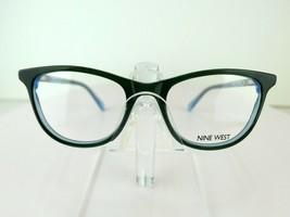 Nine West NW 5165 (300) Crystal Green 48-175-135 PETITE FIT Eyeglass Frame - $84.10