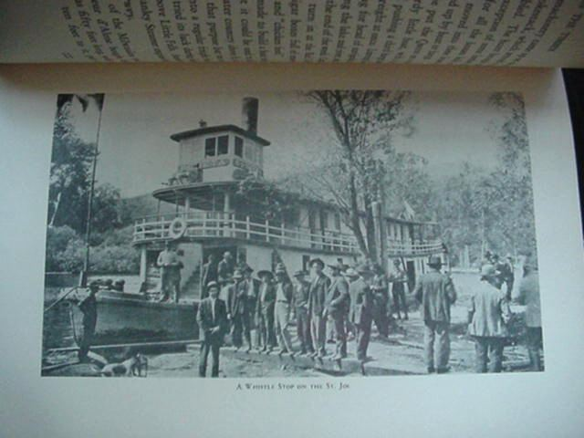 Steamboats in the Timber Idaho History Book Coeur d'alene