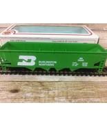 Bachmann HO Scale BN Burlington Northern Quad Bay Hopper - $10.39