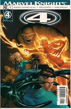 Fantastic Four Marvel Knights #1 - 16 Complete 16 Marvel Comic Book Run MINT - $16.37