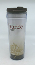 Starbucks Coffee Global Icon 2004 France Travel Tumbler 12 oz 355 ml AS-IS - $24.96