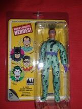 RETRO MEGO-STYLE action figures RIDDLER/Capt. Marvel/Darksied SHAZAM! ca... - $60.00