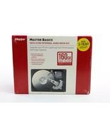 Maxtor Basics Sata II/300 Internal Hard Drive Kit 160GB 7200RPM - $39.99