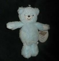 New Tag Carter's Precious Firsts 63139 Blue Teddy Bear Stuffed Animal Plush Toy - $83.22