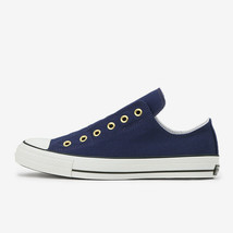 CONVERSE CHUCK TAYLOR ALL STAR 100 G SLIP OX Navy Limited Japan Exclusive - $140.00