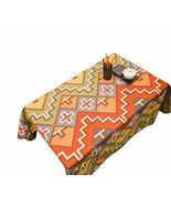 Panda Superstore Creative Square Pattern Cotton Tablecloth/Tea Table Clo... - $30.63