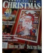 Cross Stitch Christmas (Better Homes& Gardens) 1994 - $6.14