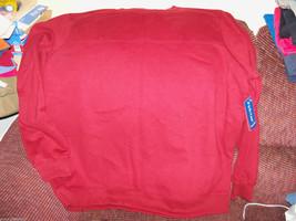 Puritan Burgundy Deluxe Sweatshirt Size 2XL Men's New HTF - $21.60