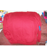 Puritan Burgundy Deluxe Sweatshirt Size 2XL Men's New HTF - $19.92