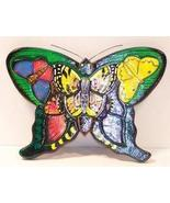Handcrafted Butterfly Puzzle made of wood - $18.69