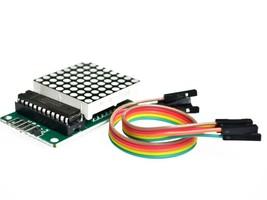 ! 5pcs/lot MAX7219 dot matrix module microcontroller module for arduino ... - $10.40