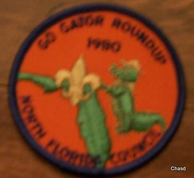 1980 go gator roundup