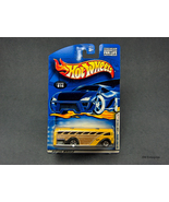 Hot Wheels Surfin School Bus #2001-014 - $2.95