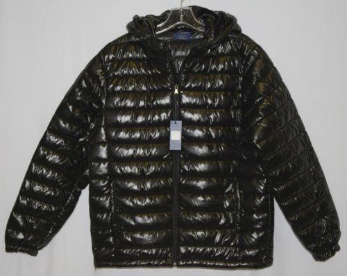 Trust QT152J Coat Color Black Size Large 100 Percent Polyester