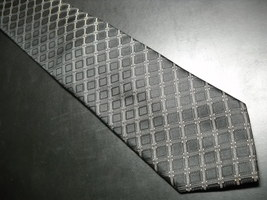 Joseph Abboud Joe Neck Tie Silk Black and Gold - $12.99