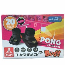 Atari Flashback Blast! Pong Retro Gaming System w 20 Games Breakout Olympics New - $12.99