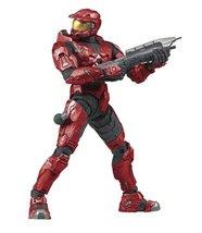 McFarlane Toys Halo 3 Series 1 - Spartan Soldier Mark VI Armor (Red) - $75.23