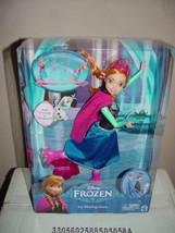 Disney Frozen Ice Skating Anna - $88.00