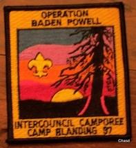 BSA Operation Baden Powell 1997 Camporee - $5.00