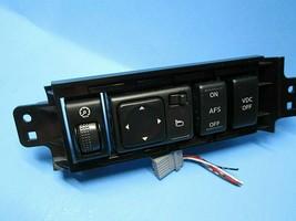 06 07 08 09 10 Infiniti M35 M45 Mirror control Dimmer light VDC ON AFS O... - $22.07