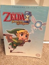 PRIMA GUIDE THE LEGEND OF ZELDA PHANTOM HOURGLASS NINTENDO - $11.29