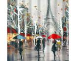 Is shower curtain trees leaf printed raining tower umbrella women bathroom curtain thumb155 crop