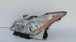 08-10 Infiniti G37 Coupe / Convertible Xenon HID HeadLight Lamp Driver Left LH image 1