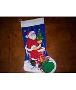 Home made Christmas stocking - $3.00