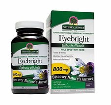 Nature's Answer Eyebright Herb 90 cap ( Multi-Pack) - $21.99