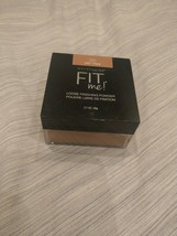 NEW SEALED Maybelline Fit Me Loose Finishing Powder, 35 Deep 0.7 oz - $11.83