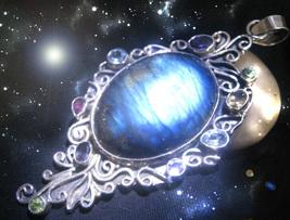 HAUNTED NECKLACE ALEXANDRIA'S MASTER WITCHS SIEZE YOUR DREAMS SECRET OOAK MAGICK - $9,507.77
